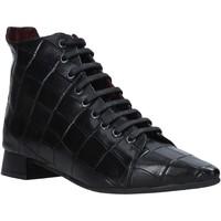 Zapatos Mujer Botas de caña baja Bueno Shoes 20WR3002 Negro