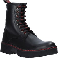 Zapatos Mujer Botas de caña baja Bueno Shoes 20WR4901 Negro