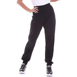 textil Mujer Pantalones Key Up 5FI47 0001 Negro