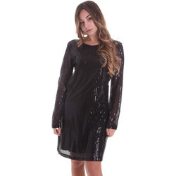 textil Mujer Vestidos cortos Gaudi 021FD14005 Negro