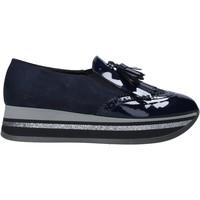 Zapatos Mujer Mocasín Grace Shoes GLAM004 Azul
