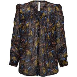 textil Mujer Tops / Blusas Pepe jeans PL303816 Marrón