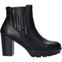 Zapatos Mujer Botas de caña baja Café Noir XV951 Negro