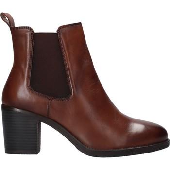 Zapatos Mujer Botas de caña baja Café Noir XV126 Marrón