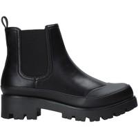Zapatos Mujer Botas de caña baja Café Noir XS953 Negro