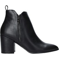 Zapatos Mujer Botas de caña baja Café Noir XV949 Negro