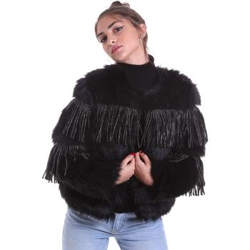 textil Mujer Chaquetas Gaudi 021FD39009 Negro