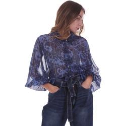 textil Mujer Tops / Blusas Gaudi 021BD45006 Azul