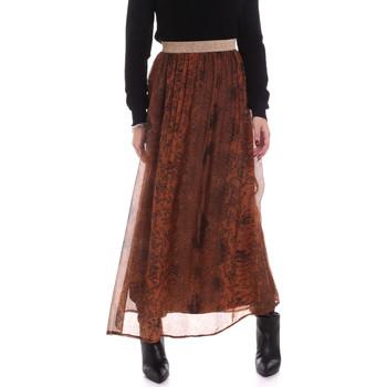textil Mujer Faldas Gaudi 021FD75005 Marrón