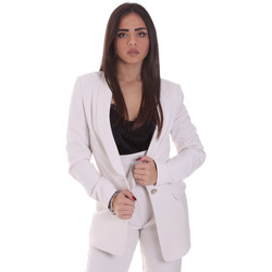 textil Mujer Chaquetas / Americana Gaudi 021FD35028 Beige