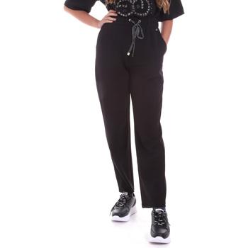 textil Mujer Pantalones de chándal Gaudi 021BD25026 Negro