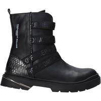 Zapatos Niños Botas de caña baja Replay GBL17 202 C0004S Negro