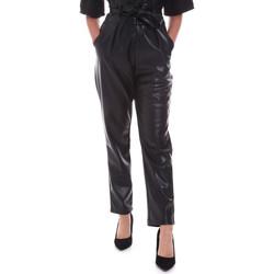 textil Mujer Pantalones chinos Gaudi 021FD28001 Negro