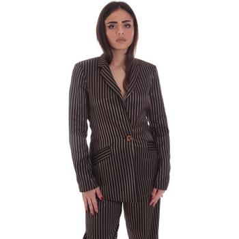 textil Mujer Chaquetas / Americana Gaudi 021FD35031 Negro
