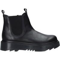 Zapatos Niños Botas de caña baja NeroGiardini I031793F Negro