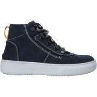 Zapatos Niños Deportivas Moda NeroGiardini I033950M Azul
