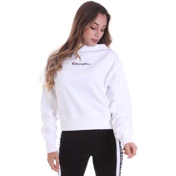 textil Mujer Sudaderas Champion 113189 Blanco