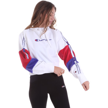 textil Mujer Sudaderas Champion 113338 Blanco