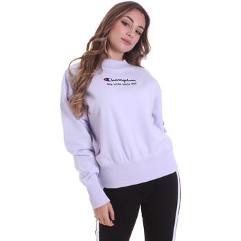 textil Mujer Sudaderas Champion 113314 Rosado