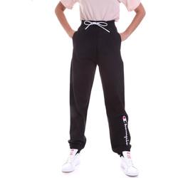 textil Mujer Pantalones de chándal Champion 113192 Negro