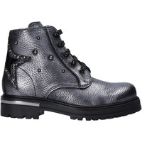 Zapatos Niños Botas de caña baja NeroGiardini I021571F Gris