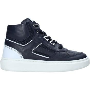 Zapatos Niños Zapatillas altas NeroGiardini I023921M Azul