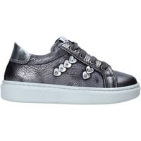 Zapatos Niños Zapatillas bajas NeroGiardini I021541F Plata