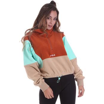textil Mujer Sudaderas Fila 687918 Naranja