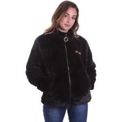 textil Mujer Abrigos Fila 688396 Negro
