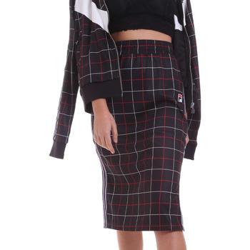 textil Mujer Faldas Fila 687853 Negro