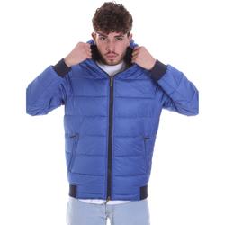 textil Hombre Plumas Gaudi 021GU35007 Azul
