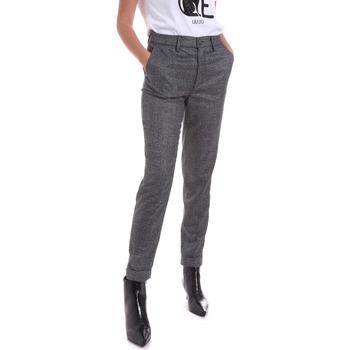 textil Mujer Pantalones chinos Liu Jo WF0463 T4523 Gris