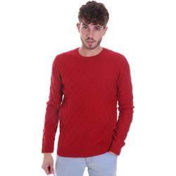 textil Hombre Jerséis Gaudi 021GU53034 Rojo