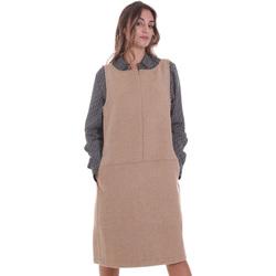 textil Mujer Vestidos cortos Calvin Klein Jeans K20K202451 Beige