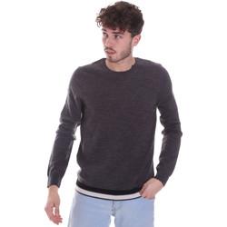 textil Hombre Jerséis Gaudi 021GU53022 Gris