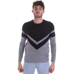 textil Hombre Jerséis Gaudi 021GU53082 Gris