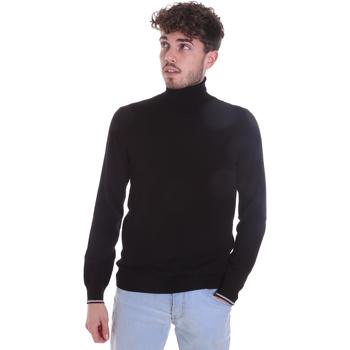 textil Hombre Jerséis Gaudi 021GU53003 Negro