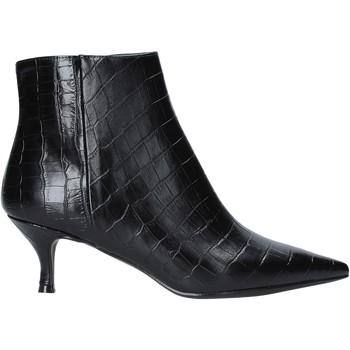 Zapatos Mujer Botas de caña baja Grace Shoes 319S105 Negro