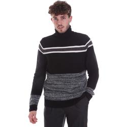 textil Hombre Jerséis Gaudi 021GU53040 Negro
