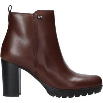 Zapatos Mujer Botines Valleverde 49370 Marrón