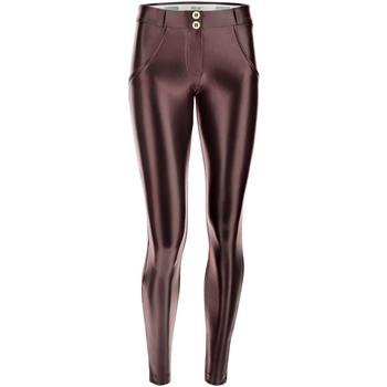 textil Mujer Leggings Freddy WRUP2RS925 Marrón