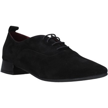 Zapatos Mujer Derbie Bueno Shoes 20WR3003 Negro