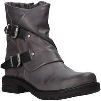 Zapatos Mujer Botines Bueno Shoes 8K3502 Gris