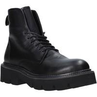 Zapatos Mujer Botas de caña baja Bueno Shoes 20WR3405 Negro