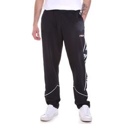 textil Hombre Pantalones de chándal Fila 687707 Negro