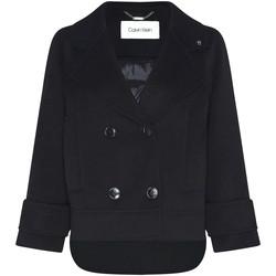 textil Mujer Abrigos Calvin Klein Jeans K20K202461 Negro