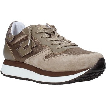 Zapatos Mujer Zapatillas bajas Lotto 215084 Beige