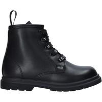 Zapatos Niños Botas de caña baja Cult START Negro