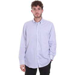 textil Hombre Camisas manga larga Navigare NV91111 BD Azul