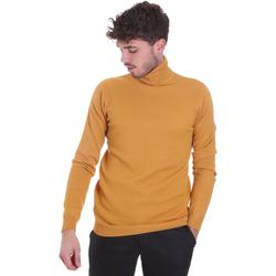 textil Hombre Jerséis Sseinse MI1671SS Amarillo